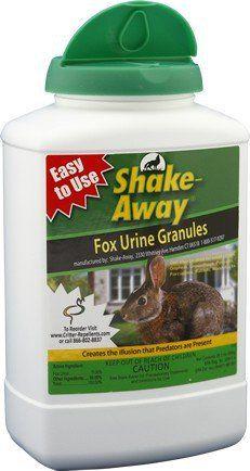 Possum Repellent | Get Rid of Possums | Shake-Away Fox urine