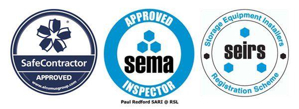 Safecontractor, Sema, Seirs