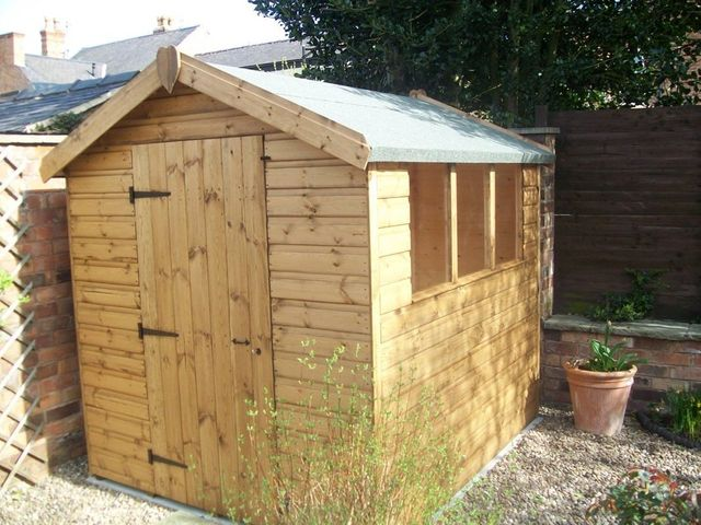 were currently closed please fill this form and well get back to you - Garden Sheds Nottingham
