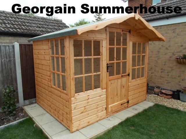 summer houses - Garden Sheds Nottingham