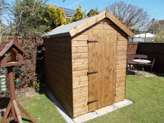not what youre looking for - Garden Sheds Nottingham