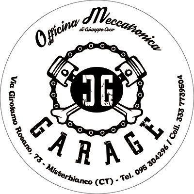 C.G. GARAGE-logo