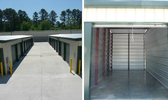 Storage space services for all of your needs in Toccoa, GA
