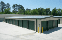 Secure storage facility in Toccoa, GA