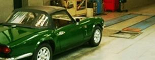 Revisioni periodiche di auto anche sebbene siano vecchi o modelli classici