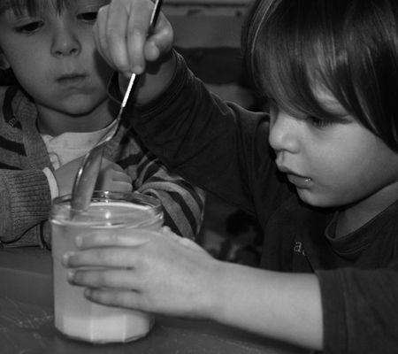 Children's learning activities