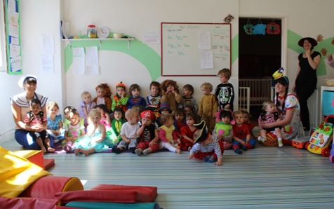 Amberley Hall Day Nursery school