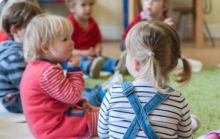 Nursery school security
