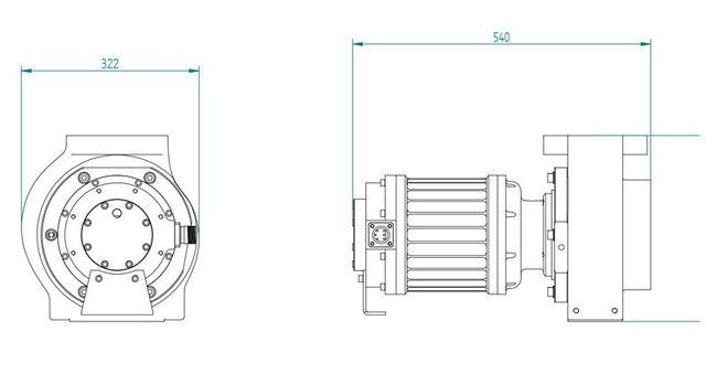 Electric Dredge Measurements