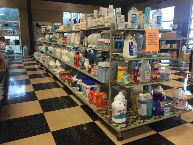 Cleaning Supplies for Sale near Harrison, AR