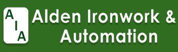 Alden Ironwork & Automation logo
