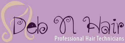 Deb n Hair logo