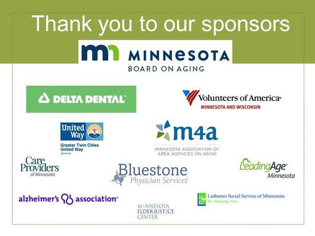 Minnesota Leadership Council On Aging Mnlcoa