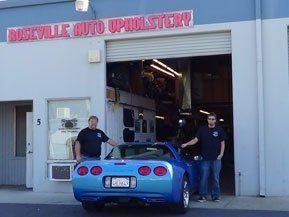 Auto Upholstery - Roseville, CA – Roseville Auto Upholstery