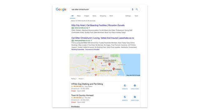 Why Google My Business is important & where to go to set it up