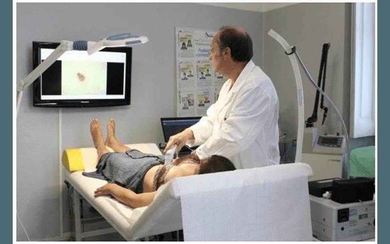 centro studi dermatologico Guidarelli dott. Carlo