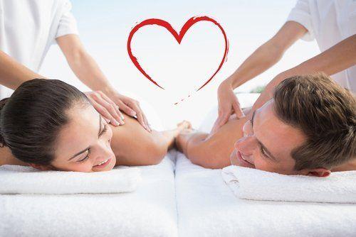 pacchetto massaggi di coppia