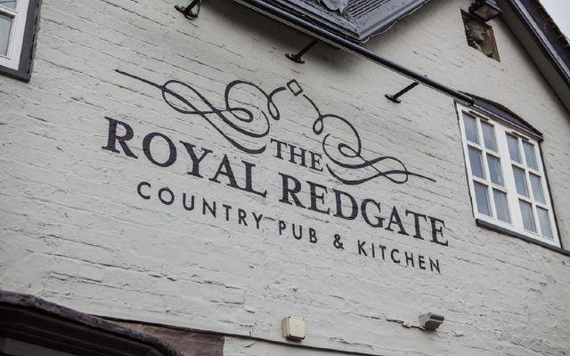 The Royal Redgate Country Pub Restaurant Nuneaton Hinckley