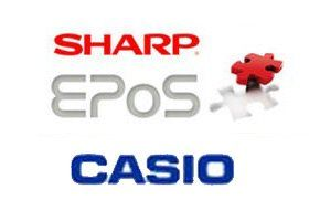 Casio And Sharp Logo