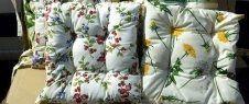 cuscini per sedie, coprisedia, cuscini per divani