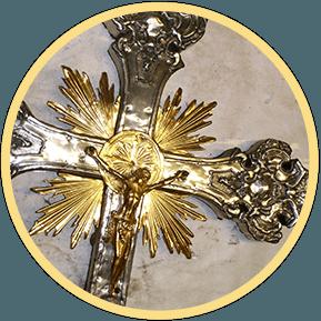 restauro articoli di chiesa
