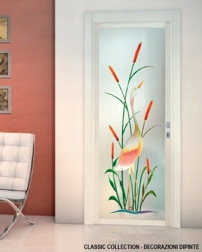 Porte interne Cristal in Laminato - Como - Finextra srl