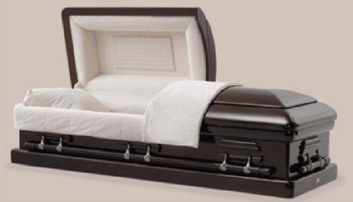 choosing a casket