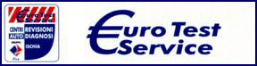 CENTRO REVISIONI EURO TEST SERVICE di CUOMO FILIPPO E C. sas - LOGO