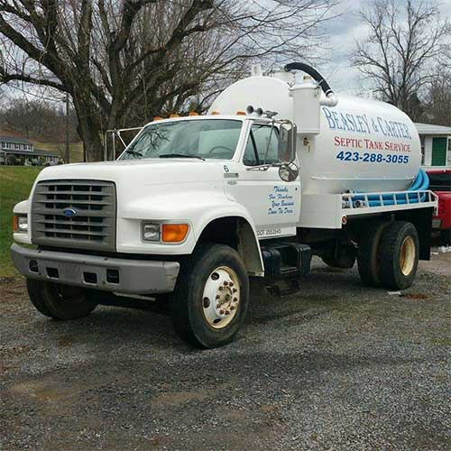 Septic Tanks   Kingsport, TN   A-Beasley-Carter's Septic
