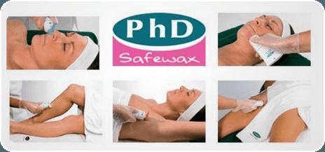 PHD safe waxing treatment