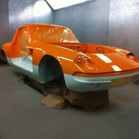 Car body makeover