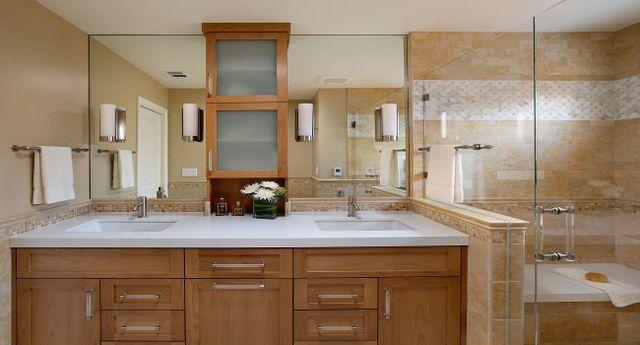 Custom Bathroom Cabinets In San Francisco, CA | HC Kitchen Cabinet