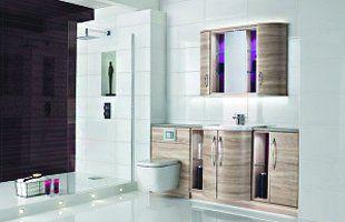 Cost-effective bathroom suites