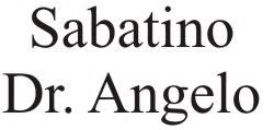 STUDIO COMMERCIALE SABATINO DR. ANGELO - LOGO