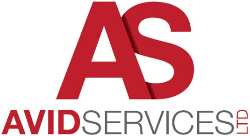 AS Avid Services Company Logo