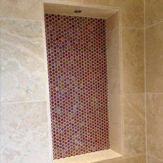 Bathrooms tiling