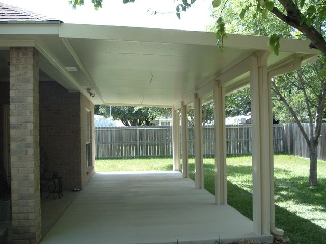 patio cover by quality builders