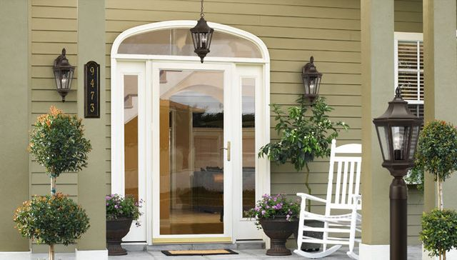 Storm doors patio doors quality builders ltd belton for Storm doors for patio doors