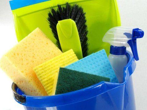 Attrezzi per la pulizia