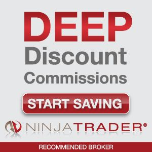 Deep Discount Comissions Ninja Trader