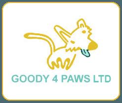 Goody 4 Paws logo