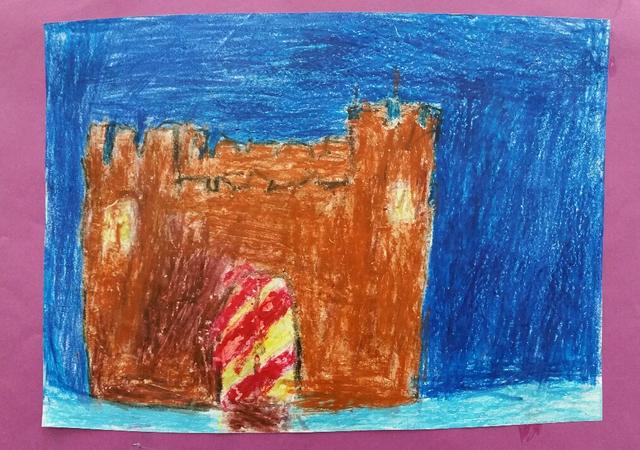 Tot de zomer 2017: 'Het Kasteel door de ogen van een kind' in Huys Egmont