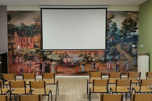 Filmzaal Huys Egmont