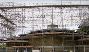 roof scaffolding solutions