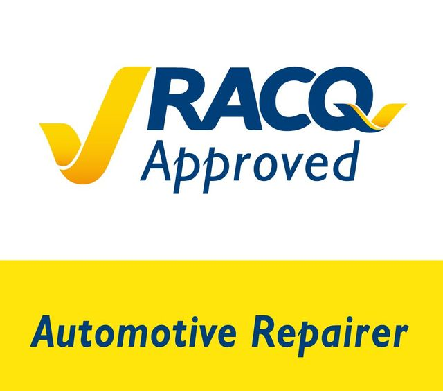 RACQ approved logo