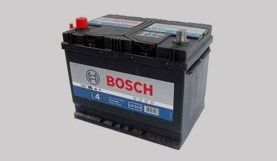 BOSCH high quality battery