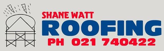 Shane Watt Roofing Spouting Whangarei