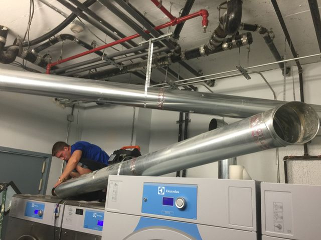 commercial dryer vent cleaning manhattan