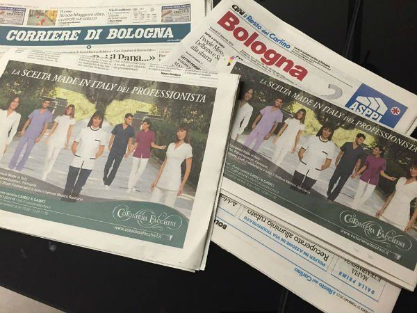 dei giornali di Bologna