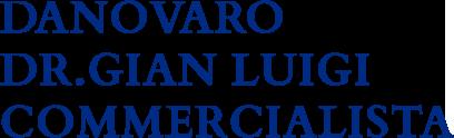 DANOVARO DR.GIAN LUIGI COMMERCIALISTA - LOGO